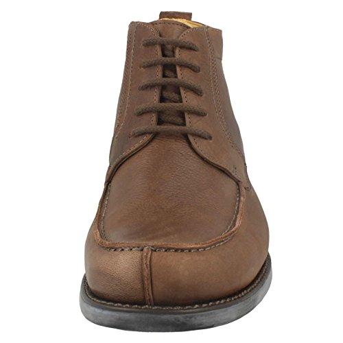 Anatomic & CoRegalo Full-grain Brown - Stivali con lacci uomo Full-Grain Brown