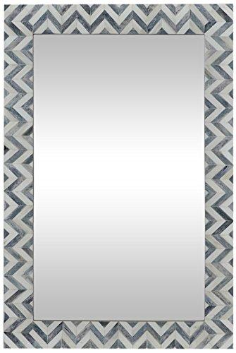 Ren-Wil Abscissa Wall Mirror, 36 by 24-Inch, ()
