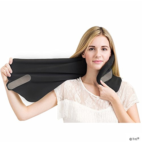 Trtl Pillow Reisekissen- ein wissenschaftlich erprobtes und mehrfach ausgezeichnetes Nackenstützsystem.