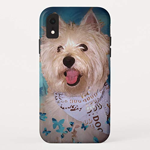 Case Mate Ipod Touch - Zazzle Westie I-pod Touch Case Case-Mate Tough Apple iPhone XR Case