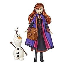 Frozen 2 Historias con Amigos. Anna y Olaf
