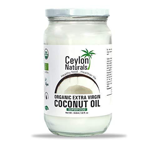 Ceylon Naturals Organic Virgin Coconut