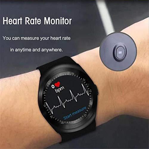 Reloj Inteligente para Hombre, Compatible con Tarjeta SIM TF ...