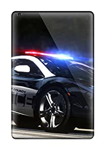 New Snap-on Skin Case Cover Compatible With Ipad Mini 2- Nfs Hot Pursuit Cop Car