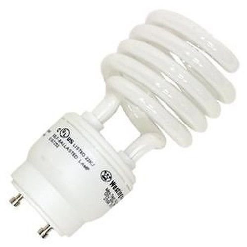 Daylight Mini Twist Cfl - 26W CFL Mini Spiral GU24 Base 5000K Daylight =120W Fluorescent Light Bulb, 2 Prong, Twist and Lock, Spiral