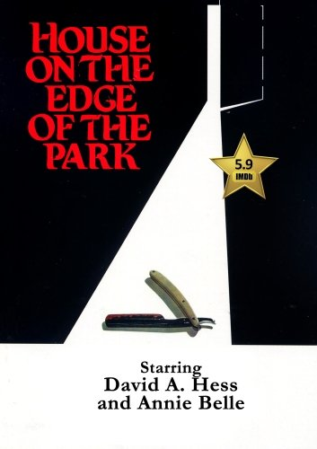 House On The Edge Of The Park [ VHS Retro Style ] 1980 (House On The Edge Of The Park 1980)