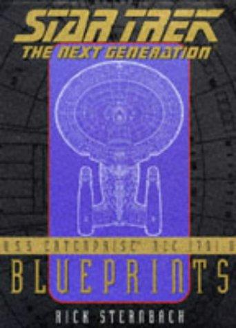 (BLUEPRINTS: STAR TREK: NEXT GENERATION NCC-1701-D (Star Trek: The Next Generation))