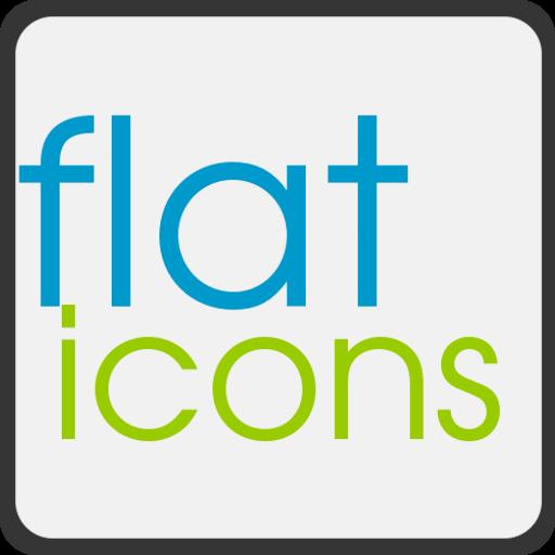 Flat Icons - APEX Theme
