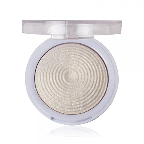 J.Cat Beauty You Glow Girl Baked Highlighter, White ()