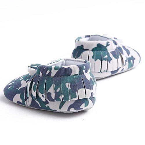 Etrack-Online , Baby Jungen Lauflernschuhe camouflage 12 - 18 Monate camouflage