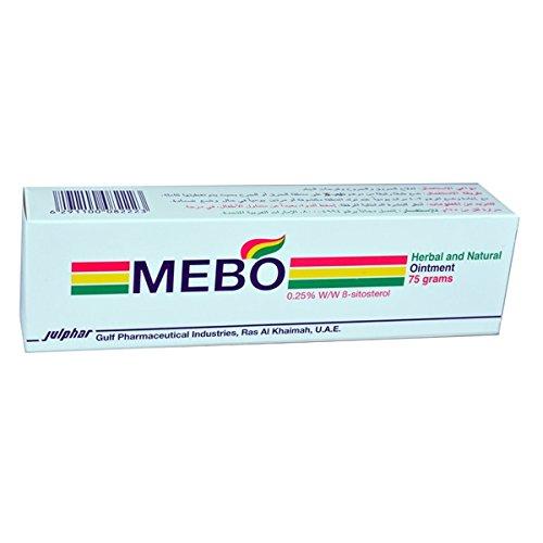 MEBO Cream Burn Fast Pain Relief Healing Cream 75g