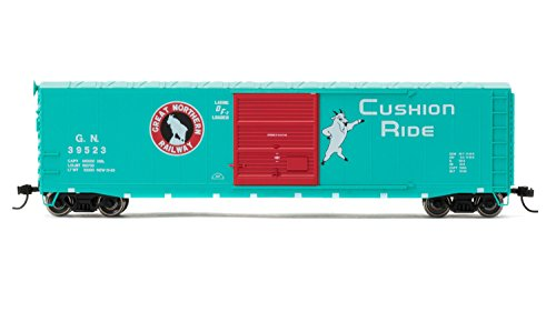 Rivarossi #39523 Great Northern Box Car with Sliding Door (HO Scale)