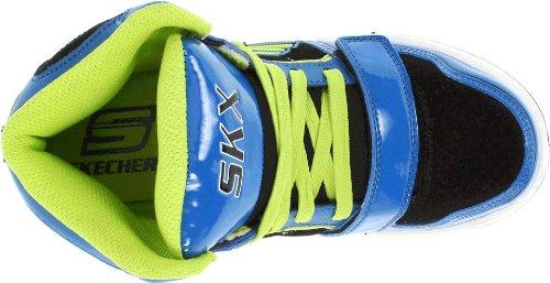 Skechers EndorseDemiere 91862L BLLM - Zapatillas de cuero para niño Azul