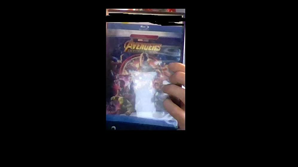 Avengers: Infinity War (Plus Bonus Content) bad movie