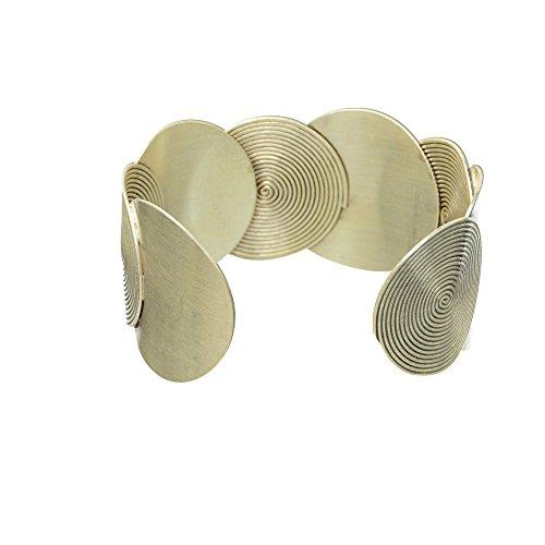 Bouddha to Light Argent Sterling RAW Bracelet Canopus XV eie 339eur