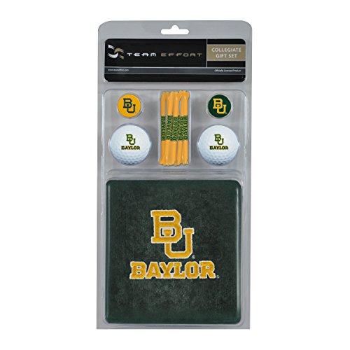Bears Embroidered Golf Towel - Team Effort Baylor Bears Gift Set