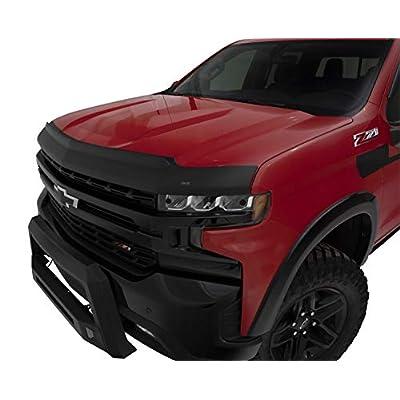 Auto Ventshade 436168 Aeroskin II Textured Black Flush Mount Hood Protector for 2020-2020 Chevrolet Silverado 1500: Automotive