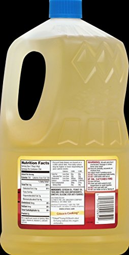 Crisco Frying Oil Blend, 1 Gallon - smallkitchenideas.us