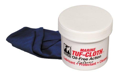 (Sentry MARINE TUF CLOTH salt water protection Guns Knives Tools 12 x 12 Inch  Jar)