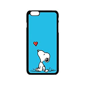 ZXCV Lovely snoopy Cell Phone Case for Iphone 6