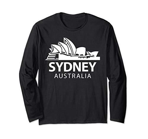 Sydney Opera House Australia Landmark Long Sleeve T-Shirt