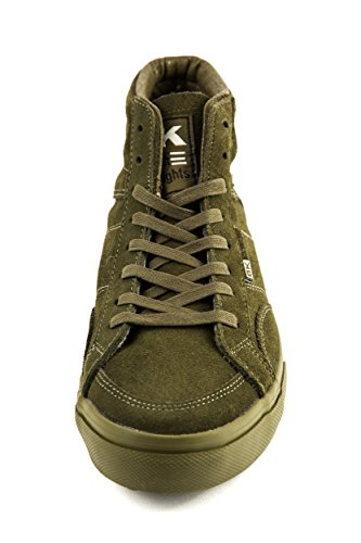 British Knights Zapatillas de Material Sintético para hombre Verde verde 41