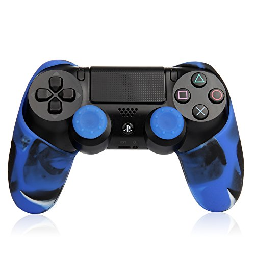 BlueFire Camouflage Silicone Rubber Protective Controller