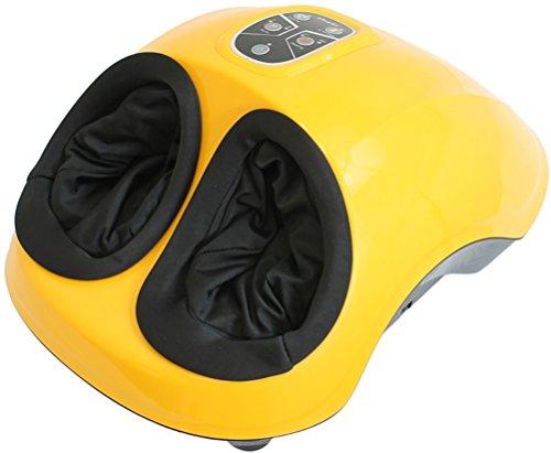 Osaki OS-K818Y Model OS-K818 Portable Foot Massager, Yell...