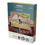 ColorPrint Premium Paper, 98 Brightness, 28lb, 8 1/2 x11, White, 500 Sheets/Ream, Sold as 1 Ream, 500 per Ream