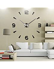 Metal Analog Clock - Wall Clocks