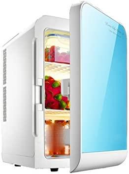 STAZSX Pequeño refrigerador Azul 20L Que refresca/Que calienta ...