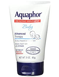 Aquaphor Baby Advanced Therapy Healing Ointment Skin Protectant 3 Ounce Tube (Pack of 3) BOBEBE Online Baby Store From New York to Miami and Los Angeles