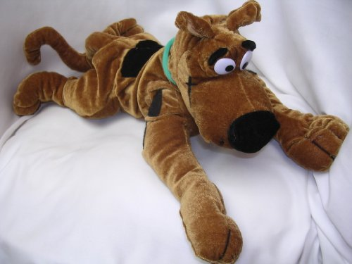 "Scooby-Doo Cartoon Network Plush Toy Stuffed Animal 22"" C..."