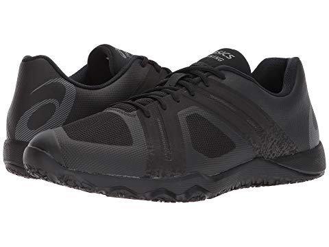 ASICS Men's Conviction X 2 Black/Carbon