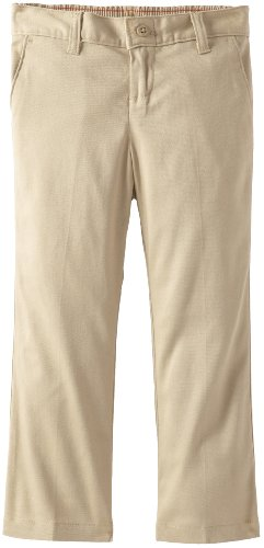 UPC 029311149253, Dickies Little Girls' Uniform Stretch Straight Leg Pant, Desert Sand, 4