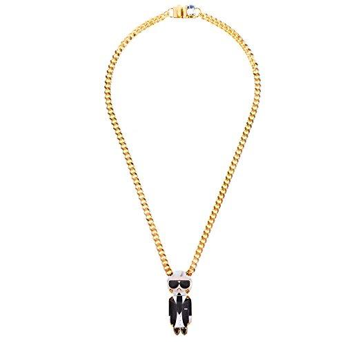 Bijoux de Famille-Karl Chaîne Pendentif Collier de longueur 40cm