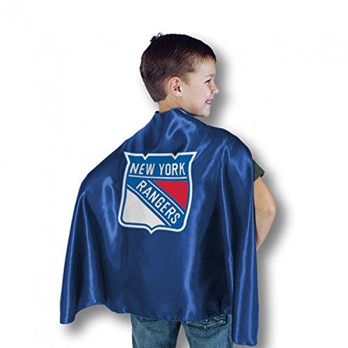 Bleacher Creatures NHL New York Rangers Royal Blue Hero Cape