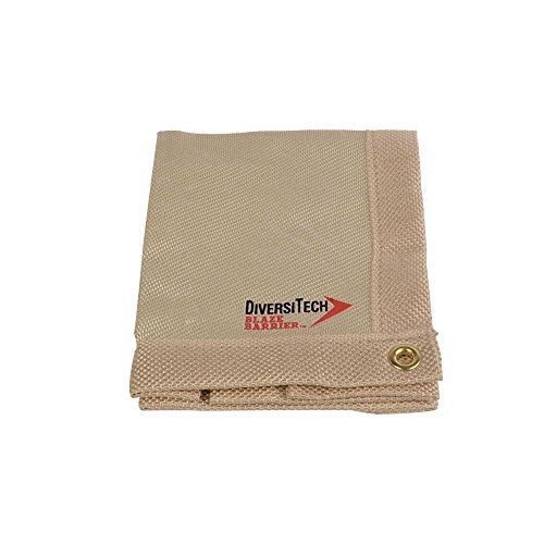DiversiTech 16510 Heat Resistant Cloth, 18