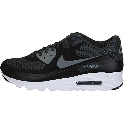 Nike Air Max 90 Ultra Essential Sneaker Trainer 819474-003 black/grey