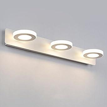 Bad Spiegelleuchten LED-Spiegel-Frontleuchte, Badezimmer-Licht ...