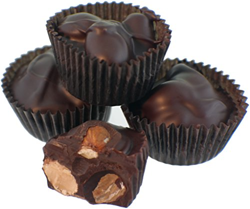 Mrs. Cavanaugh's Almond Cluster Dark Chocolate 1-lb -