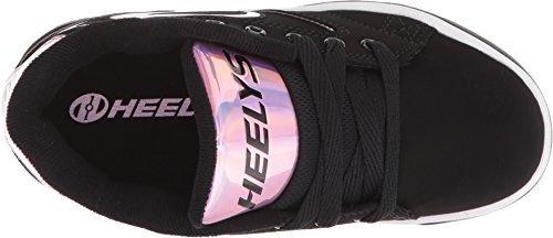 Heelys Propel 2.0 Heren Sneaker Zwart / Roze Benzine