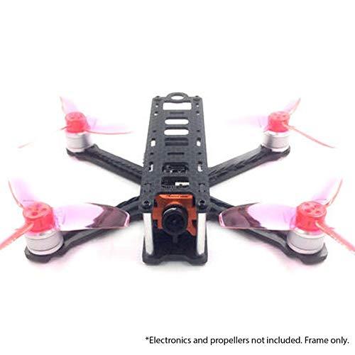 USAQ X130 130mm Carbon Fiber FPV Racing Drone Frame for 3 Inch -