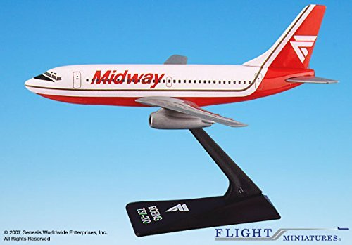Midway 737-200 (1:200); BO-73720F-002