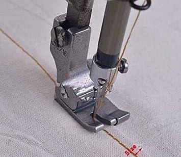 Prensatelas para máquina industrial de acero para pie derecho y ...