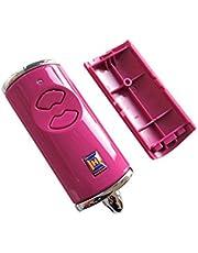 Hörmann Handzender Cover HSE2BS Purple Look Lege behuizing zonder batterij zonder printplaat Onderdeel boven- en onderschaal