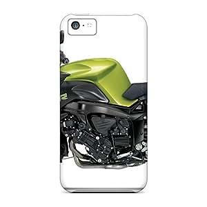 Excellent Design Bmw K 1200 R 2008 Green Phone Cases For Iphone 5c Premium Tpu Cases