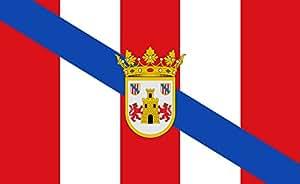 magFlags Bandera Large Aroche Spain | Aroche Huelva | bandera paisaje | 1.35m² | 90x150cm