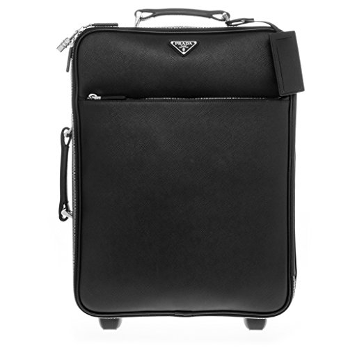 Prada-Mens-Saffiano-Carry-On-Suitcase-Black