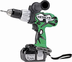 Hitachi DV18DL 18-volt Lithium-Ion 1/2-inch Cordless Hammer Drill  (Discontinued by Manufacturer)